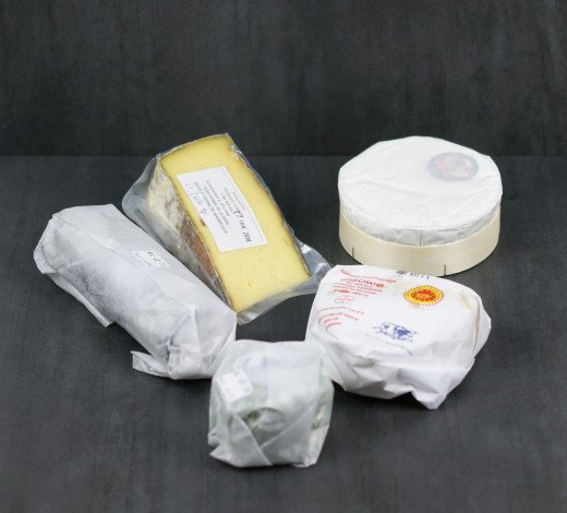 Box 5 fromages