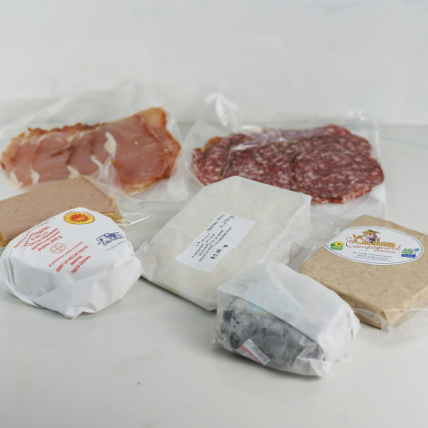 Box Charcuterie & Fromage
