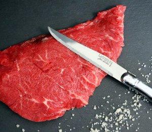 Steak de boeuf x2