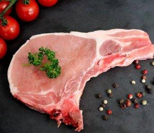 Côte de porc PREMIERE x2