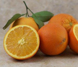 Orange de table BIO