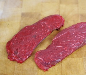 Steaks à griller x4