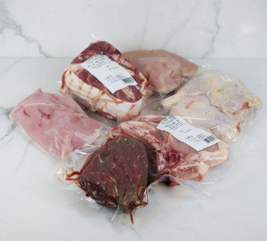 Box de viande familial 2