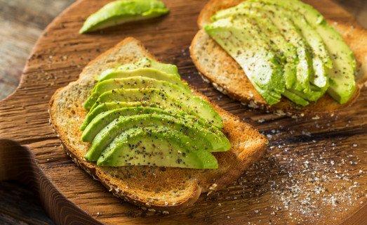 Avocado toasts